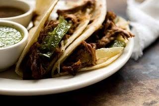 Cafe Rio Shredded Beef Tacos Recipe