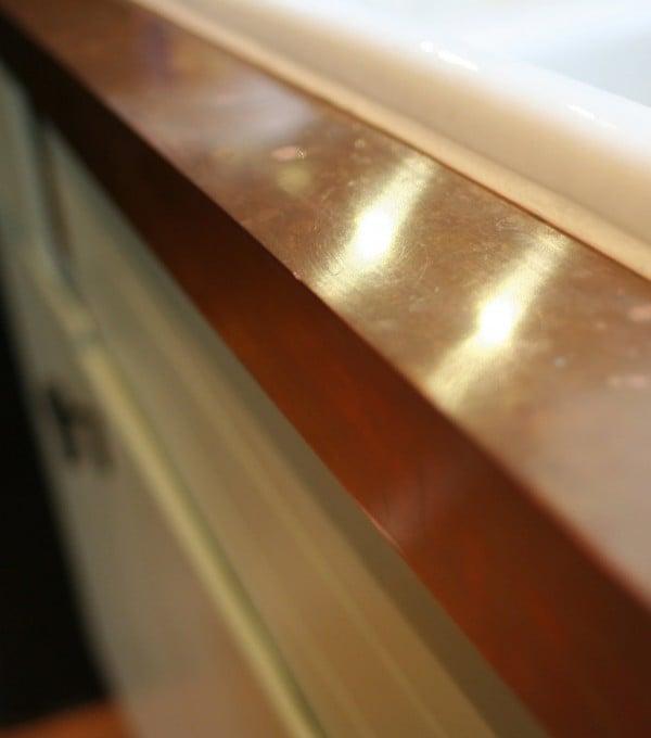 DIY Copper Countertops Tutorial (11)