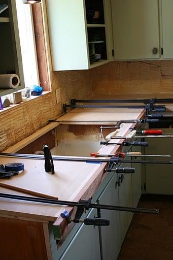 Superb DIY Copper Countertops Tutorial (7)