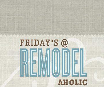 Remodelaholic's Anonymous 74