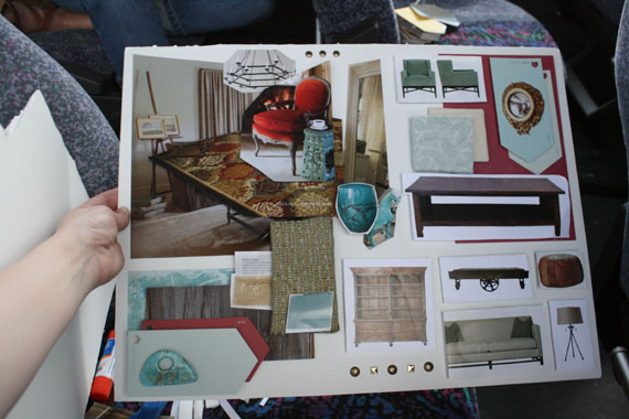 Remodelaholic Making Mood Boards