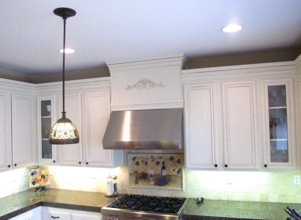 23 DIY Oak kitchen to painted white, amazing results, by My Uncommon Slice of Suburbia featured on @Remodelaholic