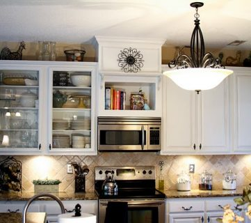 Scissors and Spatula's Kitchen Cabinets Makeover!