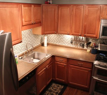 Condo Kitchen Transformation!