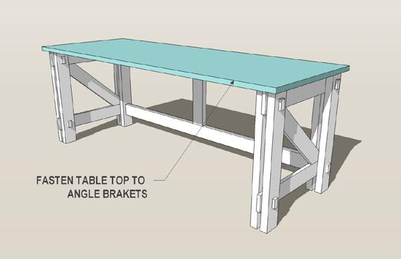 Remodelaholic | Custom Computer Desk Plans