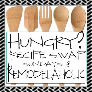 Recipe Swap Sundays Remodelaholic