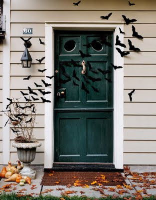 Remodelaholic | Halloween Decor Ideas 2011