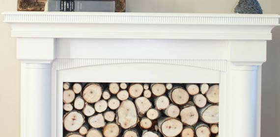 repurposed-faux-fire-place-mantel