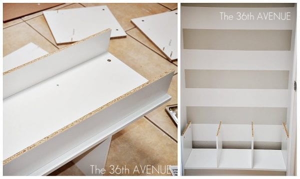 10 Entry Way Closet Organization Ideas By The 36th Avenue Featured On @Remodelaholic