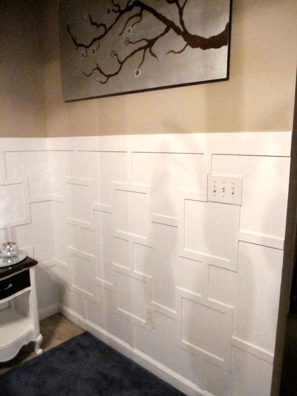 Fabulous New Wainscoting Design (10)