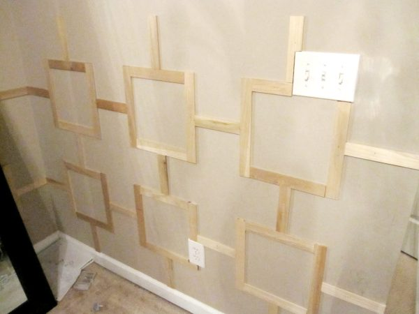 Fabulous New Wainscoting Design (2)