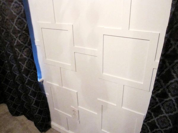 Fabulous New Wainscoting Design (9)