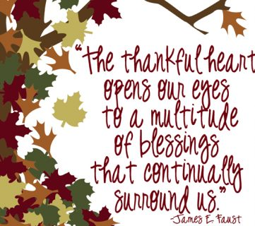 Gratitude Banner; Free Thanksgiving Printable