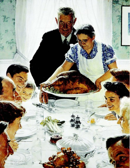 Preparing for Thanksgiving ahead of time