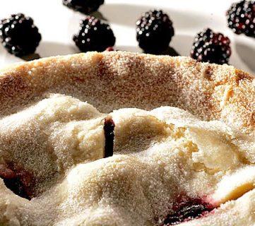 Easy Blackberry Pie Recipe