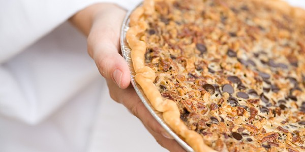 Chocolate Pecan Pie and Recipe Link