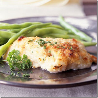 Easy baked Fish 20 minutes