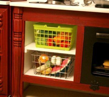 Kid's Cottage Play Kitchen