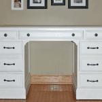 Pottery Barn Inspired Desk, By House Envy On Remodelaholic