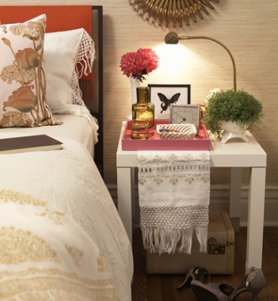 Something Familiar in this H&H Guest Bedroom Design