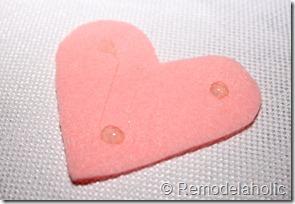 Создание венок Argyle Святого Валентина (22)
