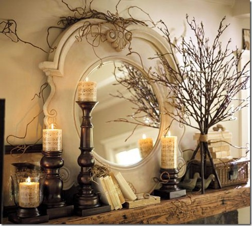 Decorating A Mantel remodelaholic | faux mantel plan