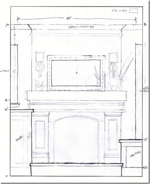 mantel sketch copy