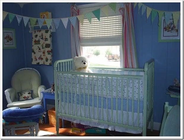 before boys rustic bedroom