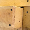 How To Make A Rustic Pallet Cabinet