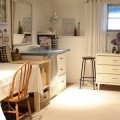 Basement Craft / Laundry Room Updates For Only $89