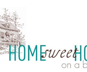 Home Sweet Home on a Budget:  Entryway Inspiration