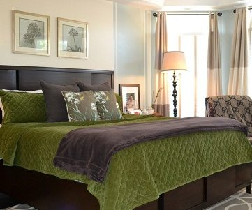 Gorgeous Master Bedroom Makeover