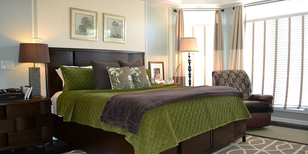 Remodelaholic gorgeous master bedroom makeover for Gorgeous master bedrooms