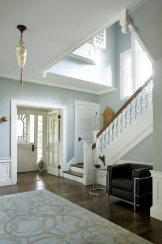 Remodelaholic | Home Sweet Home on a Budget: Simple Entryways