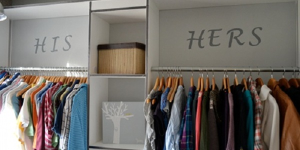his and hers closet makeover 2