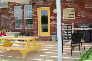 High Quality Outdoor Furniture Can Cost A Good Chunk Of Money, So Being Able To Refresh  What You Have Can Really Help You Save. Staci From Just Sew Sassy Made New,  ...