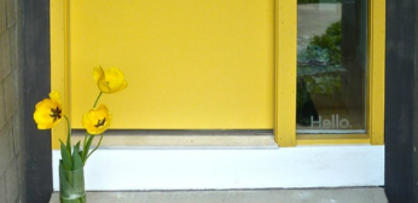 yellow door feat