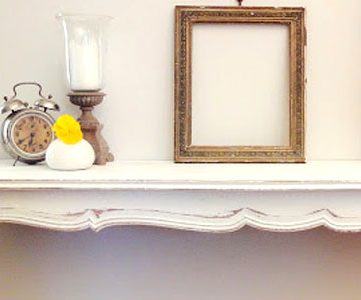 How To Make Two Console Tables