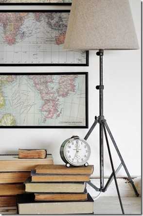 How-to-build-a-tripod-lamp-recycled-project