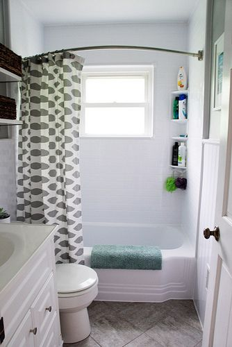 stick on bathroom wall tiles remodelaholic bathroom redo grouted peel and stick 24283
