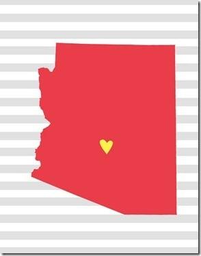 arizona state love copy