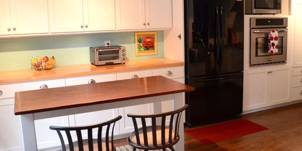 Kitchen Island 30 Wide remodelaholic | custom cabinets & kitchen island