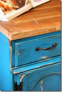 kitchen island dresser