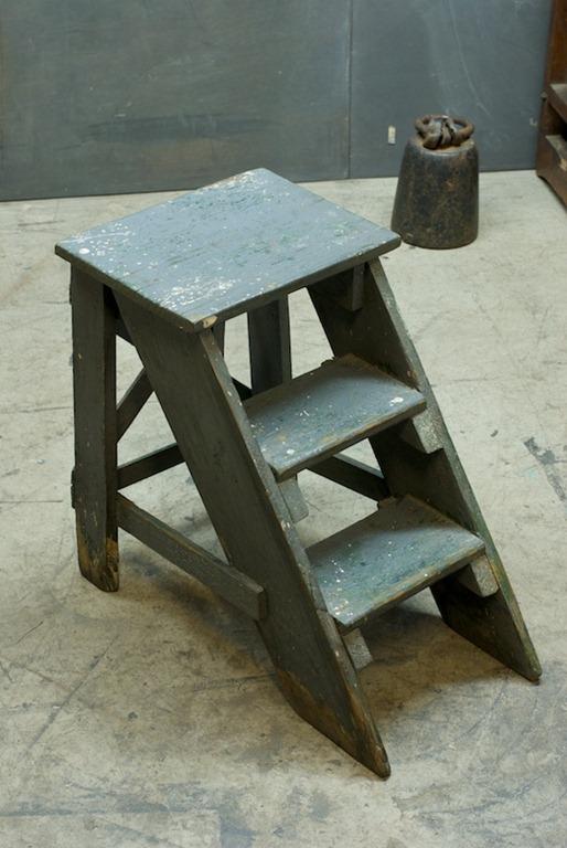 ... vintage-ladder-plans4 & Remodelaholic | Antique Step Ladder Building Plans islam-shia.org