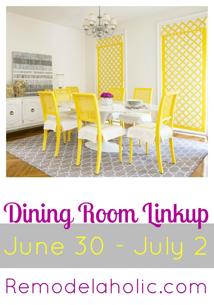Can We Really Talk About How You Feel About Your Dining Room, Today? I U0027m  Going To Tell You That Between Blog Reading And Chatting With My Real Life  ...