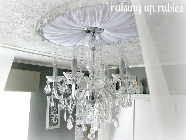 remodelaholic black and white master bedroom reveal