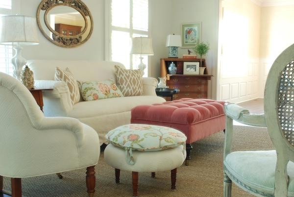 Remodelaholic Bright Living Room Makeover