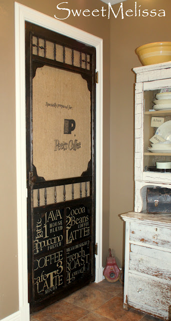Home Sweet Home On A Budget Pretty Pantry Doors