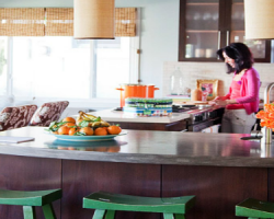BHG colorful kitchen feature pic