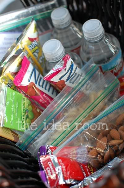 lunch packing tips from The Idea Room